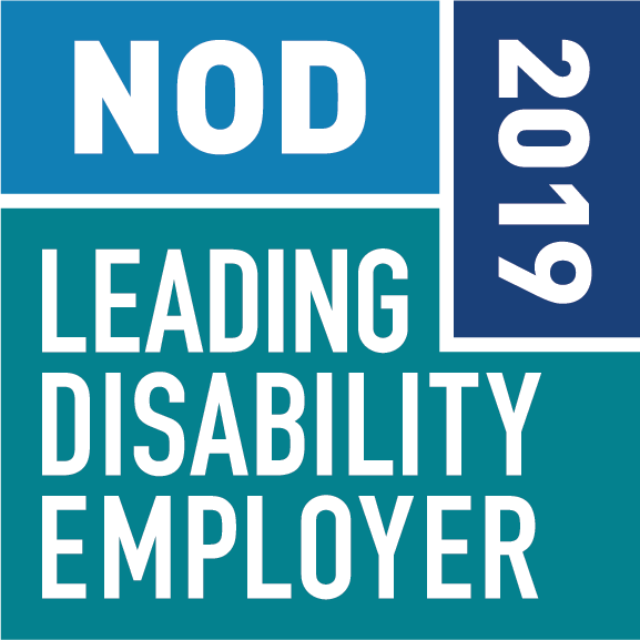 2019 NOD Leading Disability Employer
